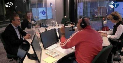 Gerard Karelse geeft interview