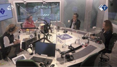 Interview met Gerard Karelse op NPO1